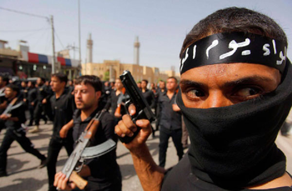 Iraq seeks more US support to fight IS