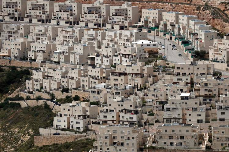 Israel approves 6,000 Jewish settlement units - and 700 for Palestinians - in West Bank