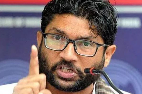 Kerala governor speaks the language of RSS man: Jignesh Mevani