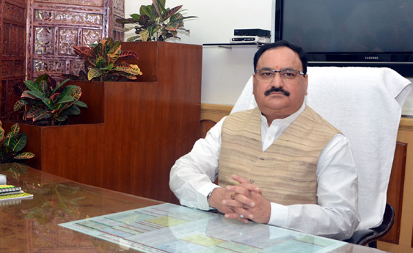 J P Nadda BJPs poll-incharge for Kerala