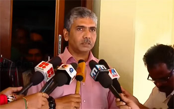 Is fear too paving way to corruption, asks Jacob Thomas
