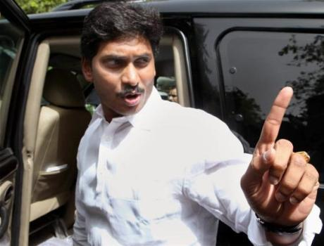 CBI questions Jagan in illegal wealth case