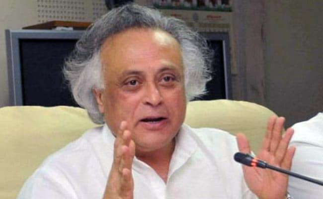 Need infrastructure, but cant deforest our way to prosperity: Jairam Ramesh