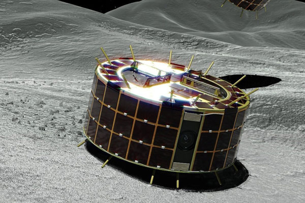 Japan successfully lands robot rovers on asteroids surface
