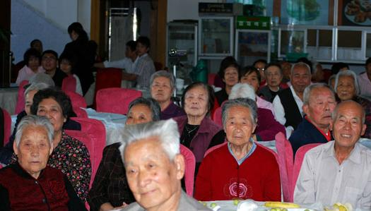 Japan seeks solutions for ageing society in the future