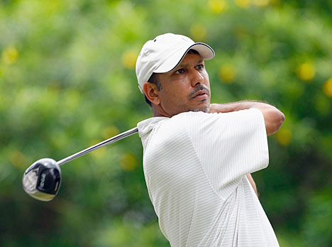 Jeev, Lahiri qualify for weekend rounds at British Open