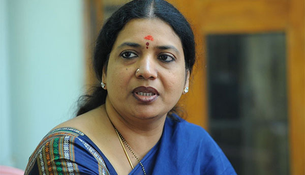 Actress Jeevitha sentenced in cheque bounce case, gets bail
