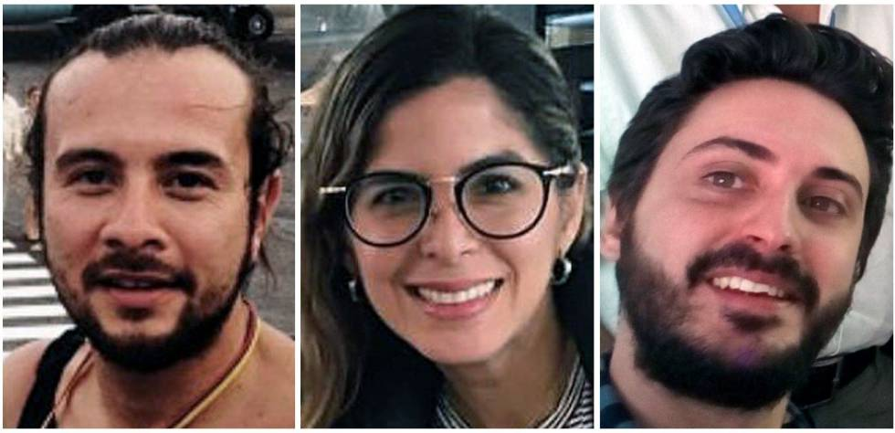 Venezuela frees 3 foreign journalists