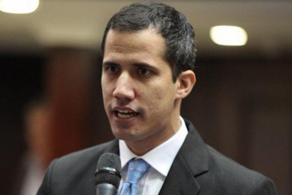 Guaido aide accused of leading terrorist cell