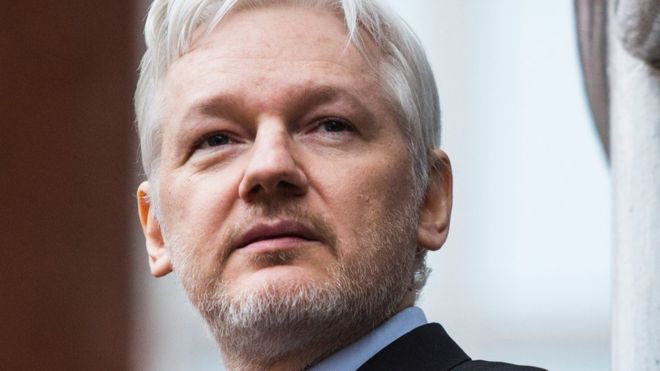 Assange found guilty of breach of bail in UK after arrest, faces extradition to US