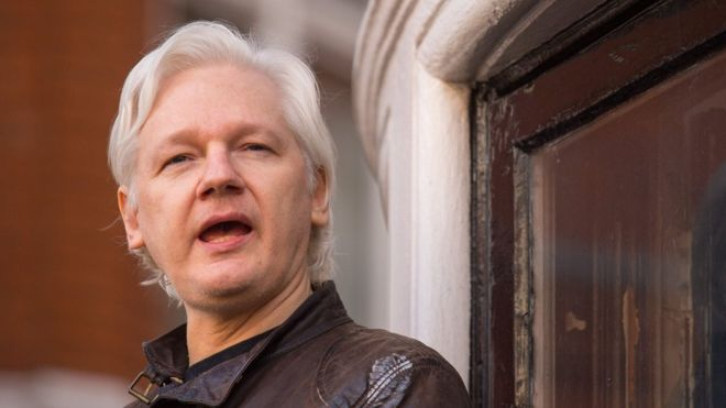 Dont wish to surrender myself to extradition: Julian Assange