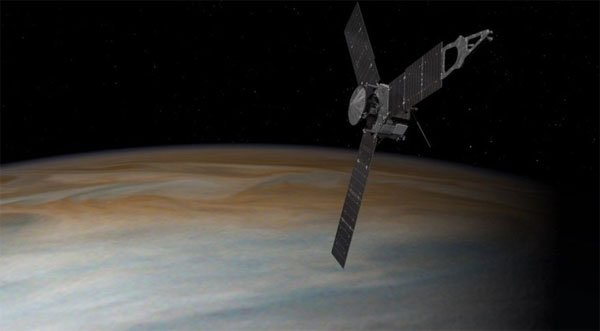 NASAs Juno mission successfully enters Jupiters orbit