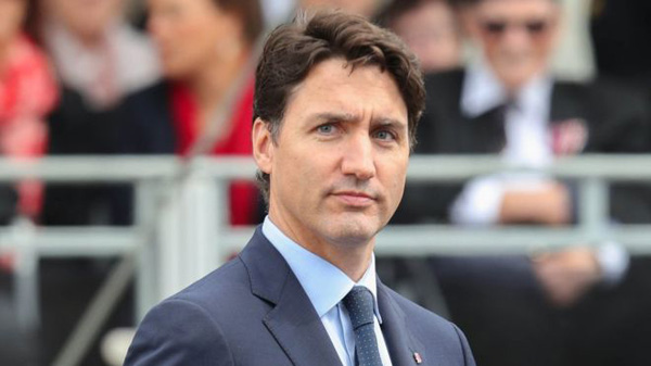 Much to discuss over Harry-Meghans move: Trudeau