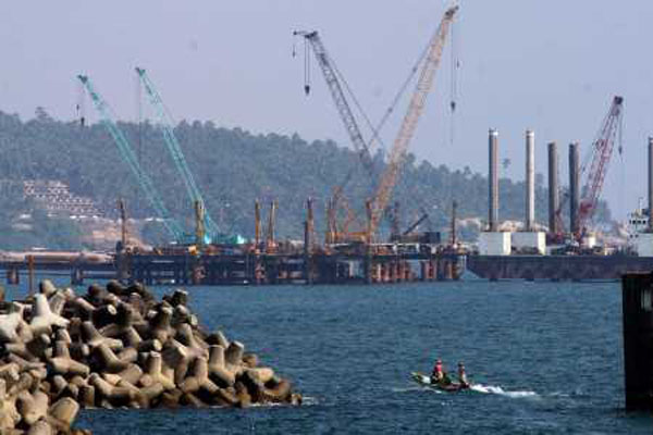 Vizhinjam project: southern tip increasingly gets claimed by sea