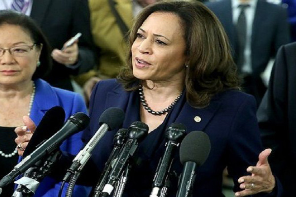 Kamala Harris calls for funds to hike teachers pay