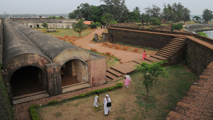 Entrance fee: St Angelo fort going to cost visitors