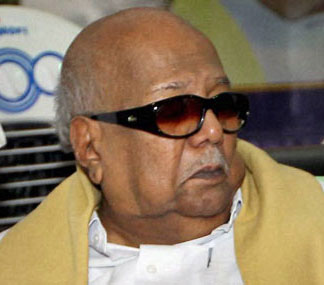 Reveal politician in touch with arrested spy: Karunanidhi