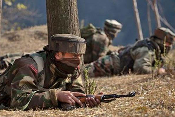 2 militants killed in J&K gunfight