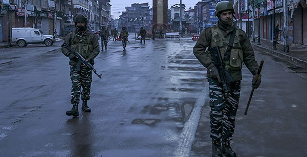 EU confirms Indias positive efforts to restore normalcy in Kashmir