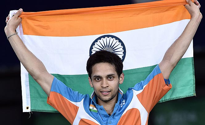 Kashyap bags gold, India finish fifth with 64 medals