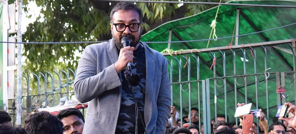 The fight is to take back Constitution and country: Anurag Kashyap to Jamia students
