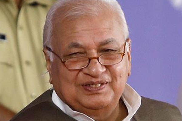 No confrontation with Kerala government: Governor Arif Mohammad Khan