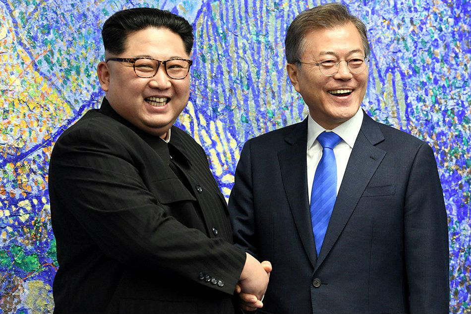 South Korean president calls for 4th summit with Kim Jong Un