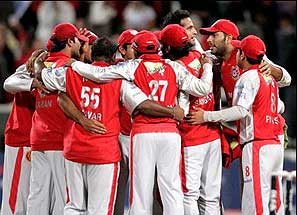 Gony stars in Kings XI win