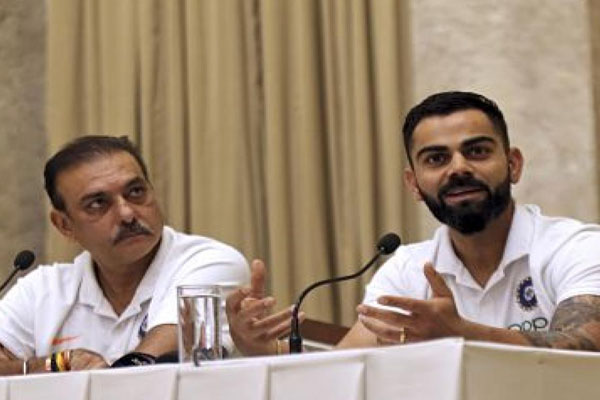 BCCI shortlists six candidates for India head coach position