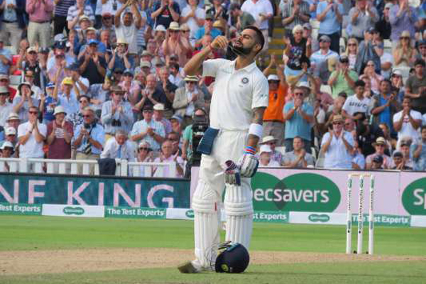 It was pleasing to see our bowlers bowl: Kohli