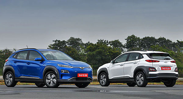 Hyundais full electric SUV Kona gets 120 bookings in 10 days