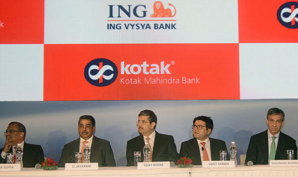 CCI clears proposed merger between Kotak Mahindra and ING Vysya