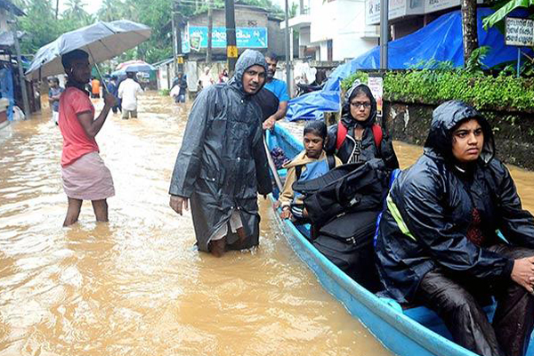 Kerala cops register cases for fake campaigns on flood relief