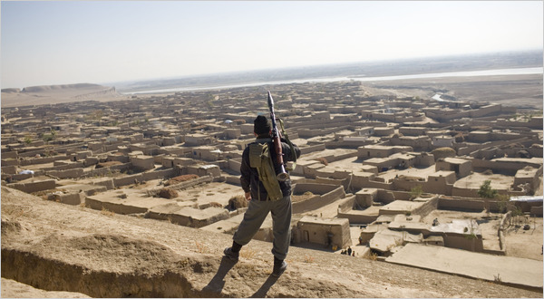 Afghan government says Taliban attacking city of Kunduz