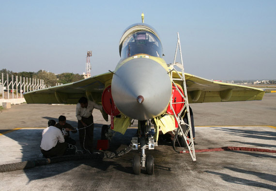 Tejas LCA will be battle-ready by 2014: Browne