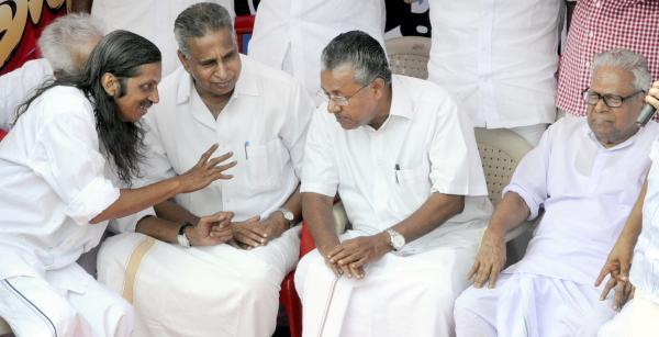 LDF gears to face upcoming local body polls