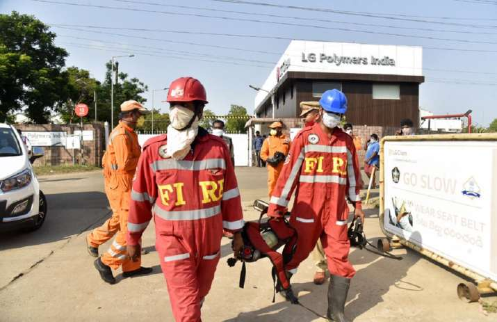 LG Polymers India has absolute liability for gas leak, says NGT