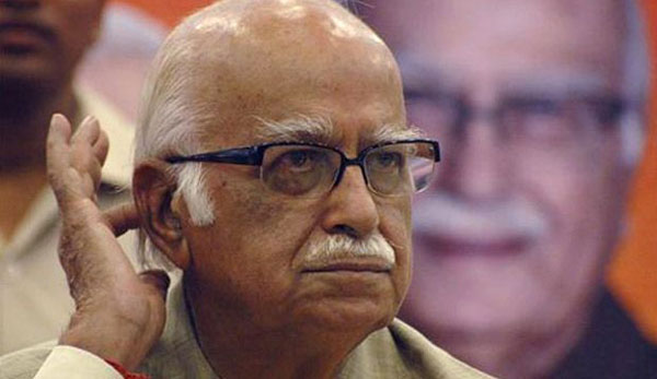 BJP marks 35th foundation day, Advani not officially invited