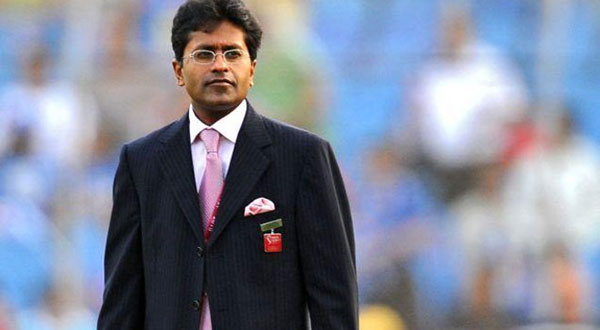 Lalit Modi used British royal names for travel papers: Report