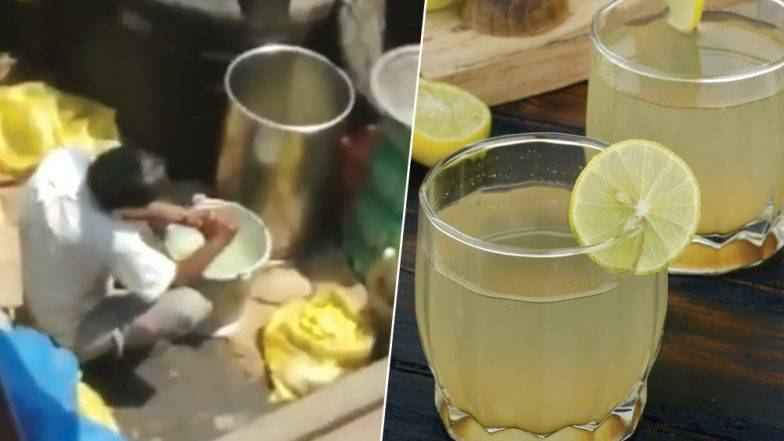 No more sale of lemon, syrup-based juices at CR stations