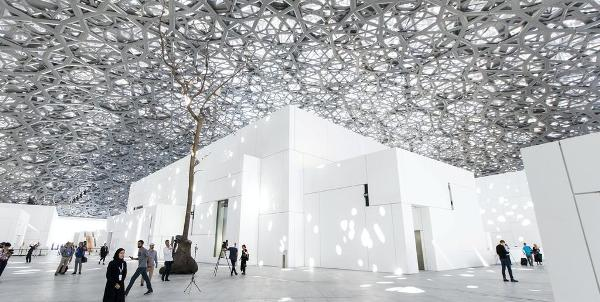 Louvre Abu Dhabi opens to public