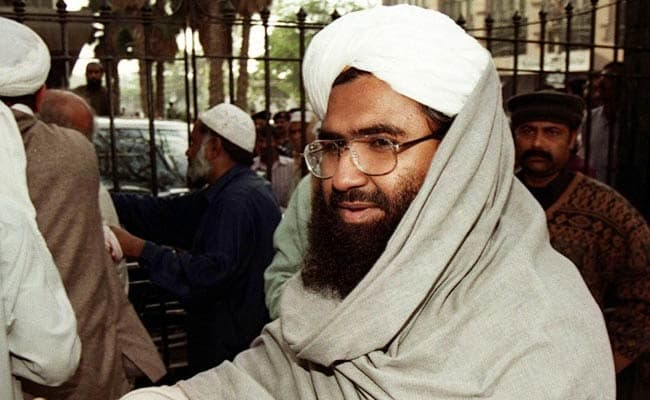 US initiates new move at UN to impose sanctions on Azhar