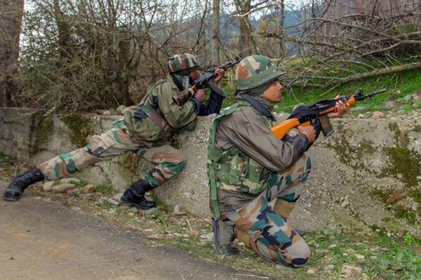 Militant killed in Kupwara