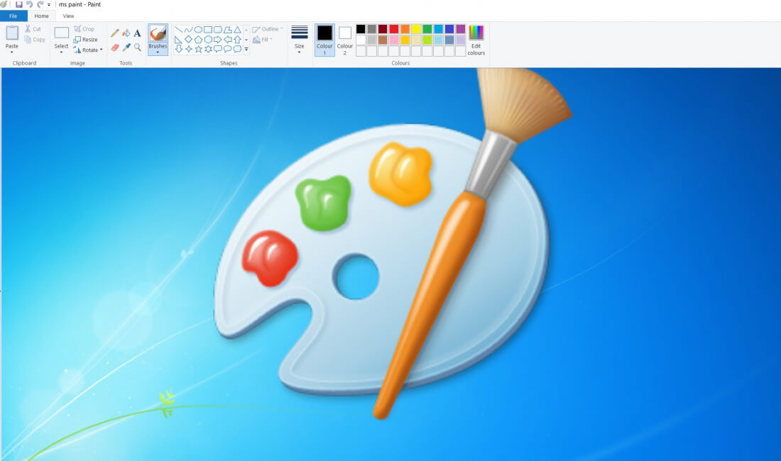 Microsofts Paint app to remain part of Windows 10