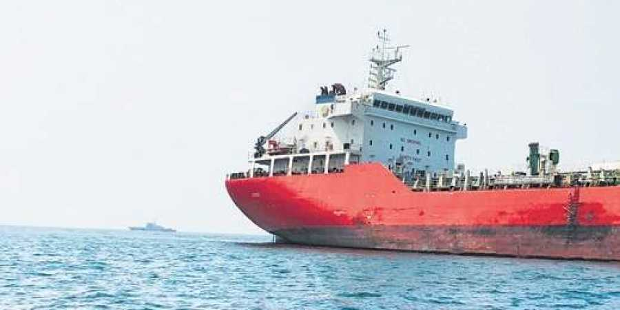 Goa Coast in danger with naphtha laden abandoned tanker