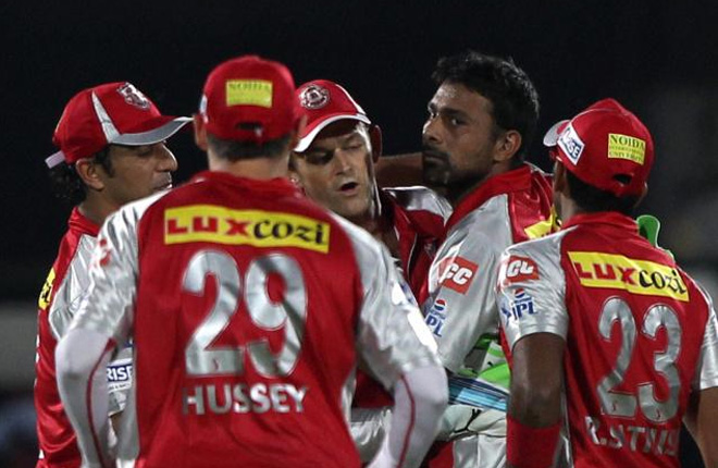 Gilly, Mahmood carry Kings XI to victory