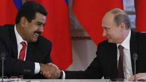 Russia confirms its military personnel arrived in Venezuela