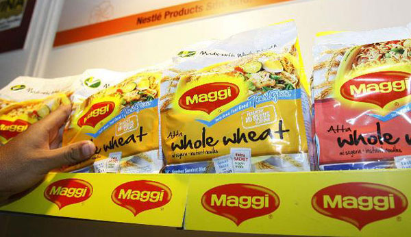 Govt temporarily withdraws Maggi, bakeries not to sell any noodles