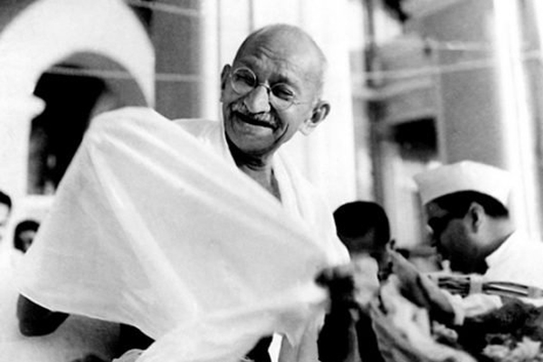 Gandhi honoured at UN as climate action pioneer