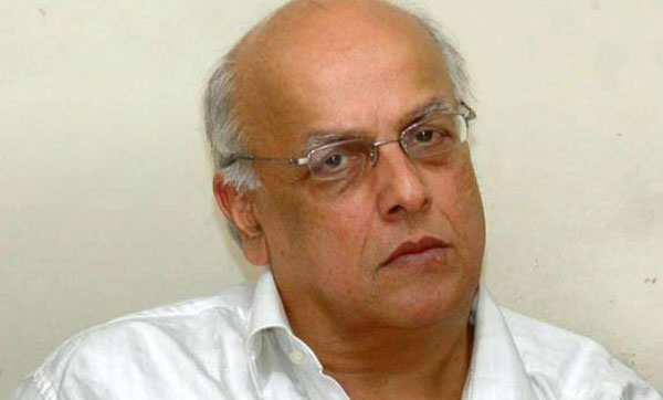 Protests due to conflict between tradition and change, says Mahesh Bhatt